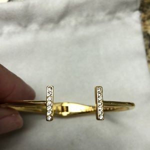 Kate spade rhinestone bangle